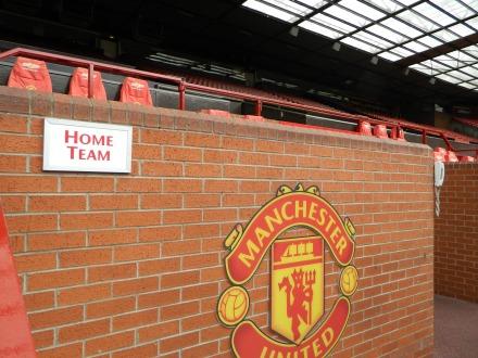 Banco reservas Old Trafford