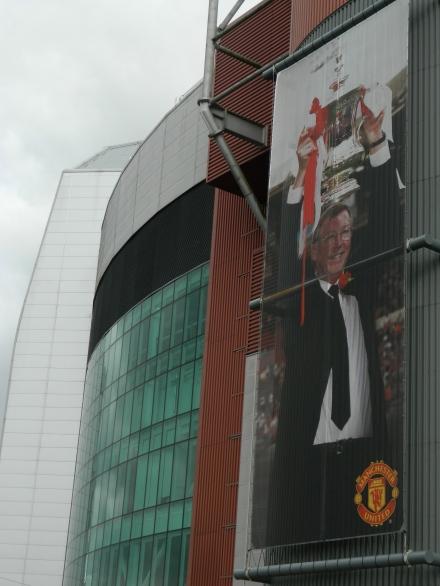 Alex Ferguson Old Trafford