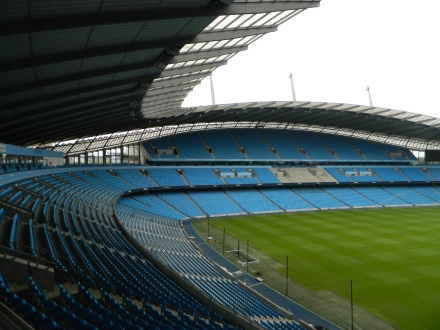 Estádio Manchester City