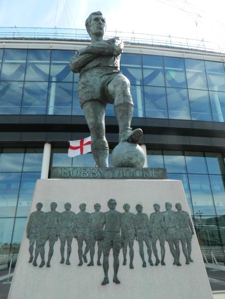Wembley Bobby Moore