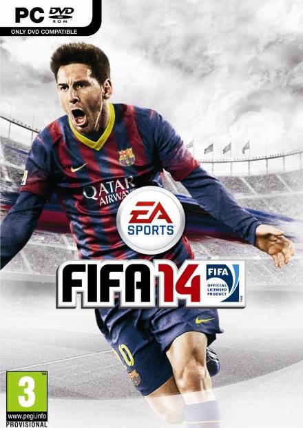 Capa jogo FIFA 14