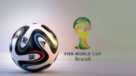 Bola da Copa 2014 Brazuca