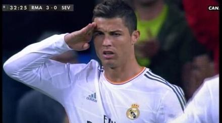 Cristiano Ronaldo Comandante