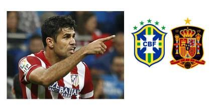 Diego Costa Brasil ou Espanha?