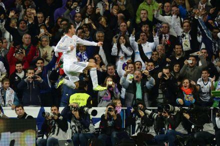 Gol Gareth Bale