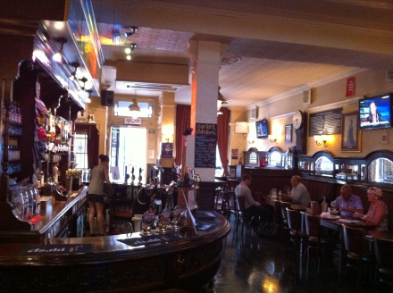 Freemasons Tavern Londres