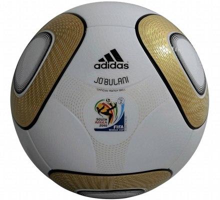 Jabulani bola Copa 2010