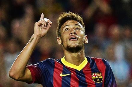 neymar da show em vitória do barcelona contra o valladolid