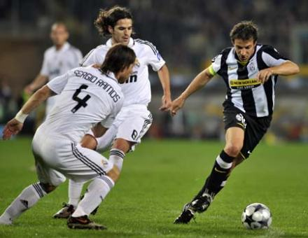 Real Madrid x Juventus