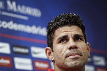 Diego Costa terá uma única chance para ira à Copa