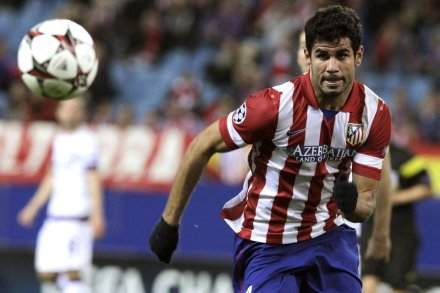 Atlético de Madrid oitavas Champions