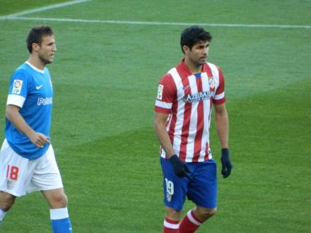 Diego Costa Atleti