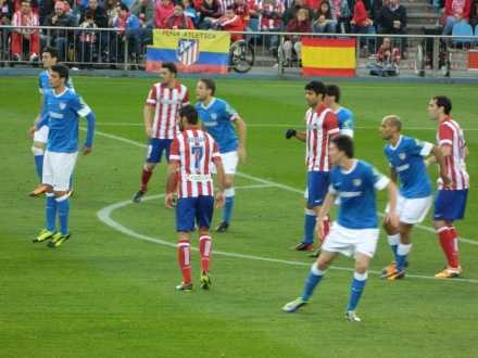 Atlético 2x0 Athletic