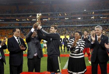 Espanha na África do Sul
