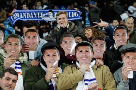 máscaras cristiano ronaldo