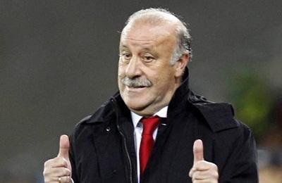 Vicente Del Bosque renova com a Seleção Espanhola até 2016